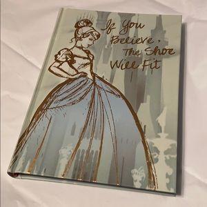 Cinderella Notebook NWT